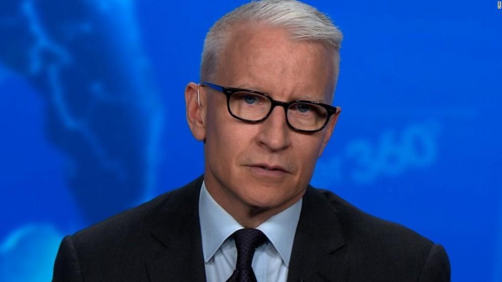Anderson Cooper shakes head at Trump coronavirus remark: 'That is just nonsense' - CNN Video