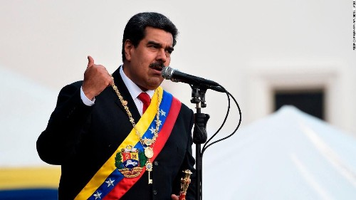Bank of England blocks Maduro's $1.2B gold withdrawal - report