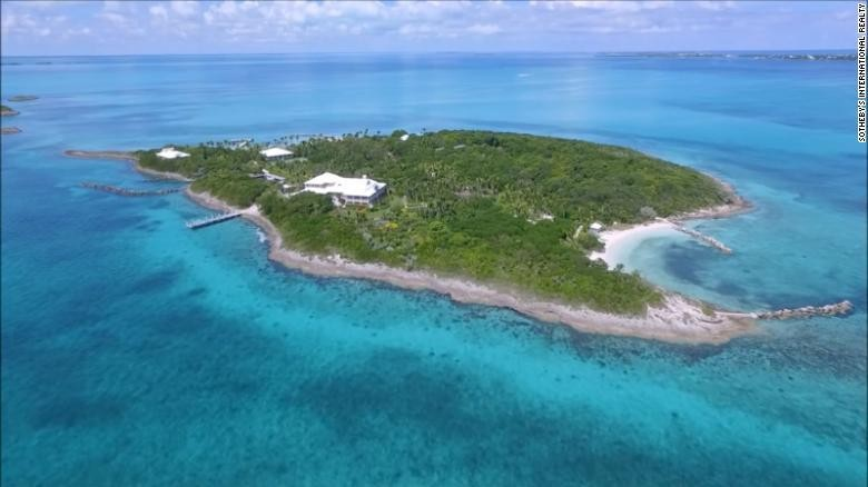The safest vacation? Your own private island