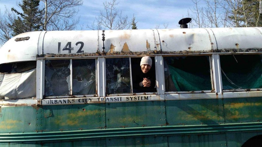 The tragic allure of Alaska's 'Into the Wild' bus