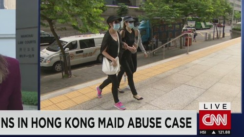Indonesian maid says she was tortured with vacuum cleaner