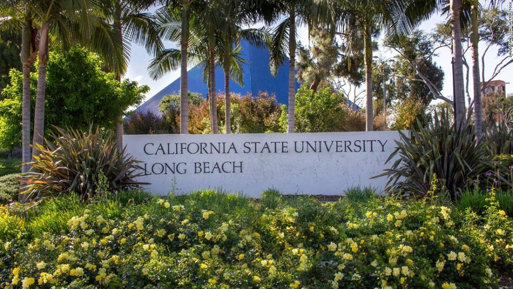 Cal State Long Beach halts in-person classes and locks down campus after Covid-19 positive tests