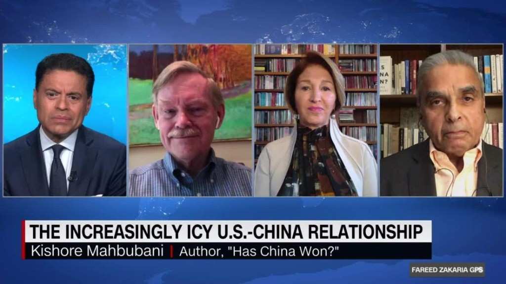 On GPS: Are the U.S. and China in a new Cold War? - CNN Video