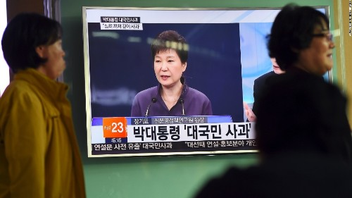 South Korea presidential scandal: What you need to know