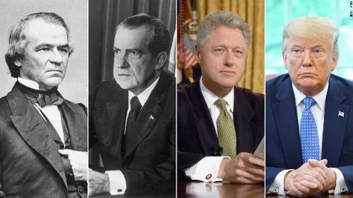Impeachment Inquiry: A Historical Primer