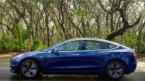 Tesla's secret success story: Model 3 is best selling luxury car in America