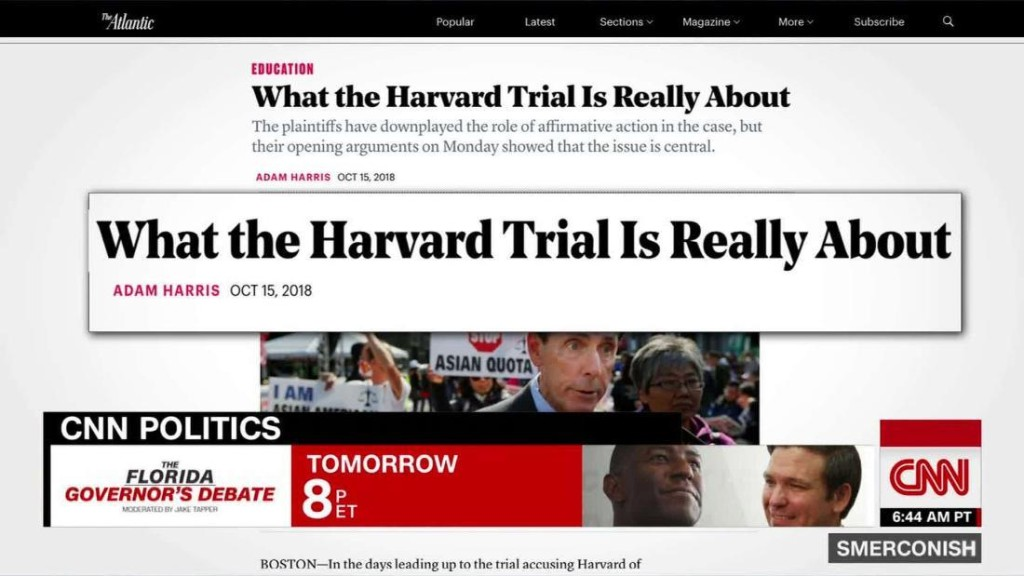 Federal judge upholds Harvard's admissions process in affirmative action case