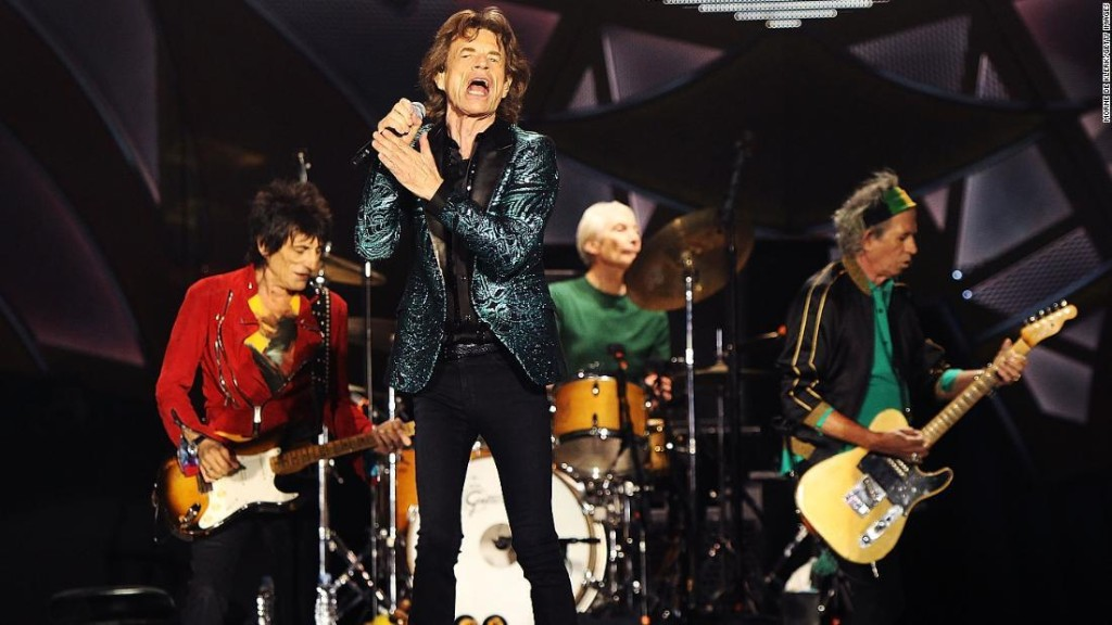 The Rolling Stones debut long-lost track 'Scarlet' featuring Jimmy Page