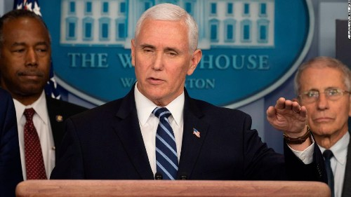 Pence expected to brief faith leaders in second coronavirus call in two weeks