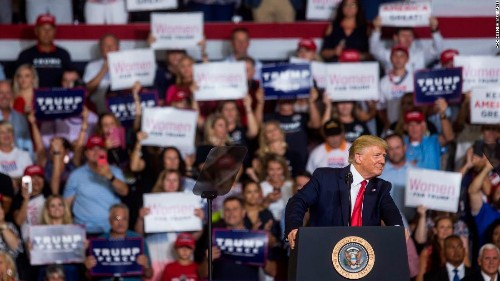 Trump campaign still hasn't paid back at least 6 cities for rally bills