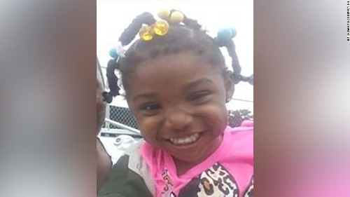 The remains of missing 3-year-old Kamille 'Cupcake' McKinney have been identified