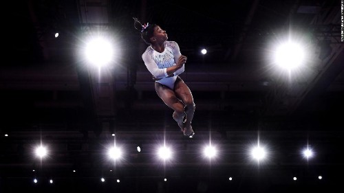 Simone Biles is better than ever -- and she is redefining her sport