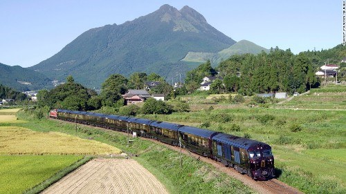 11 of the world's most luxurious train journeys