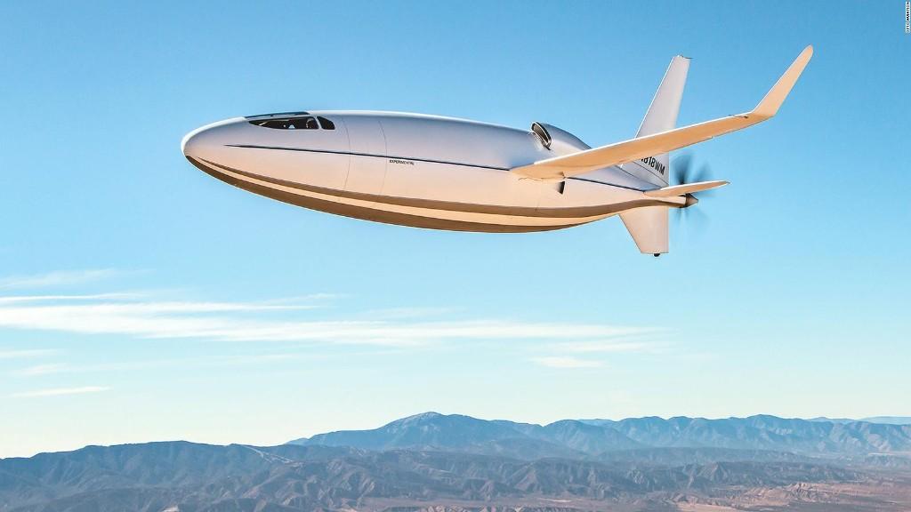 Después de 3 años de misterio, desvelan el Celera 500L, el avión bala | Video | CNN
