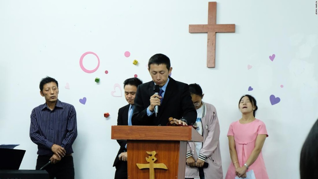 As churches are demolished at home, Chinese Christians find religious freedom in Kenya