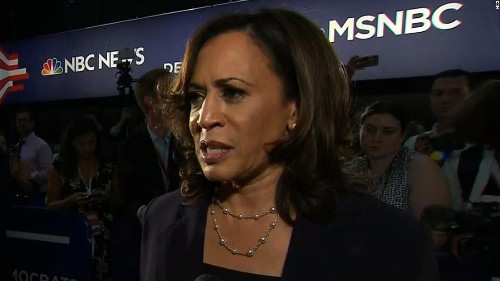 Fact check: Kamala Harris was correct on integration in Berkeley, school district confirms