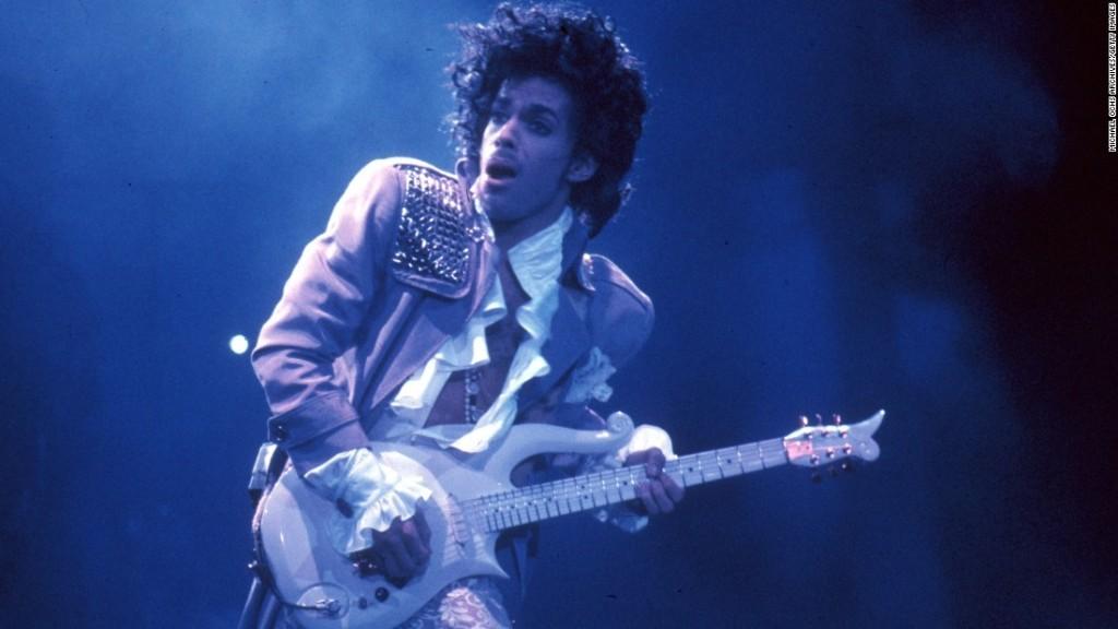 Goodbye Sweet Prince - Magazine cover