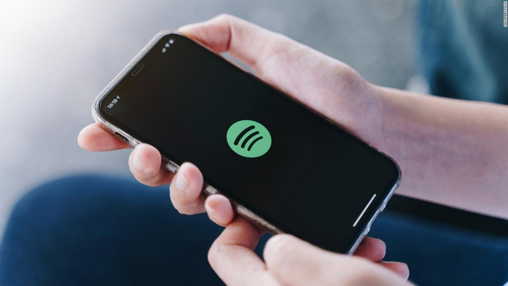 Spotify and other apps crash on iPhones in apparent Facebook bug