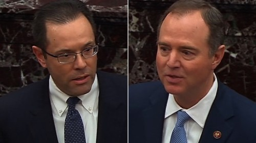 Schiff claims Trump 'bragged' about withholding material from Congress