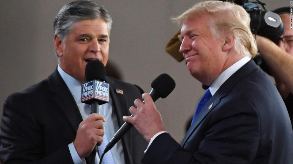 The 24 most wildly irresponsible lines from Donald Trump's latest interview with Sean Hannity