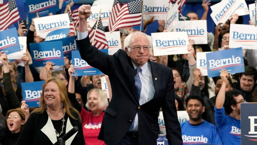 Bernie Sanders wins New Hampshire primary as race shifts to Nevada and South Carolina
