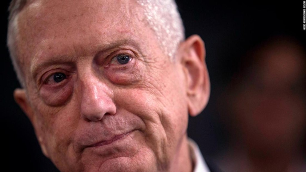 Why Mattis' verdict on Trump is devastating