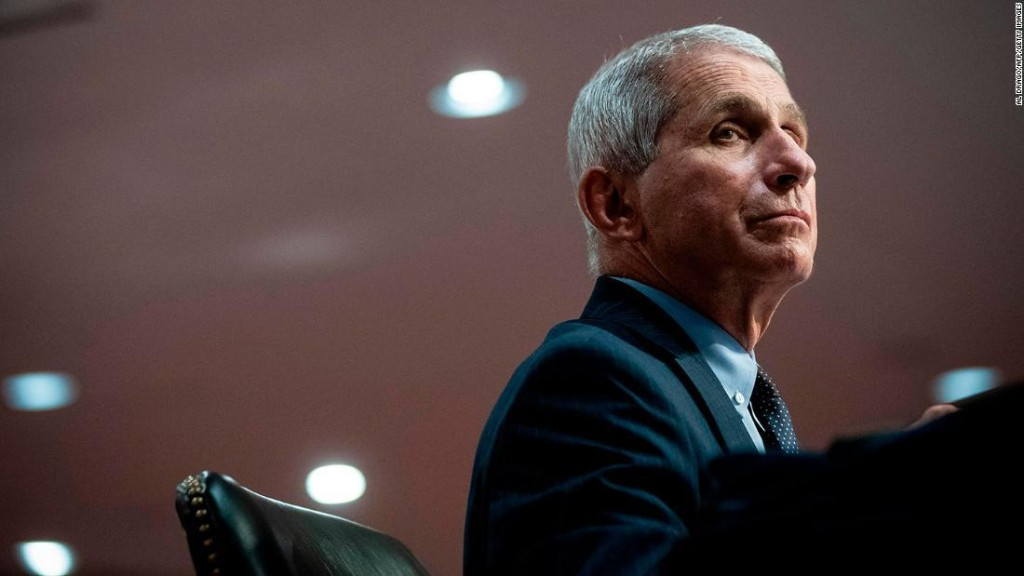 CNN exclusive: Fauci says he was taken out of context in new Trump campaign ad touting coronavirus response