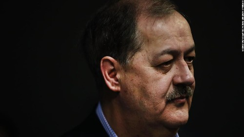 The ugly truth behind Donald Trump's tweet about Don Blankenship