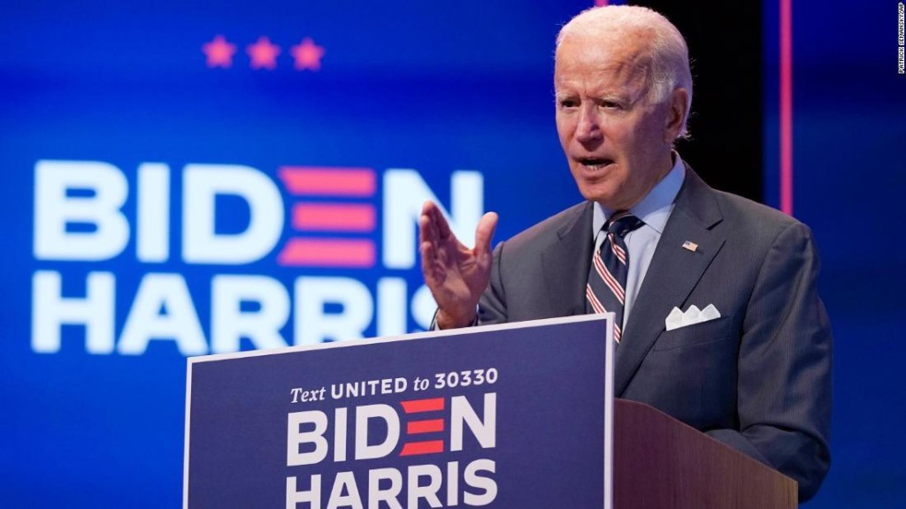 In call with Senate Democrats, Biden vows aggressive campaign schedule and promises not to take election for granted