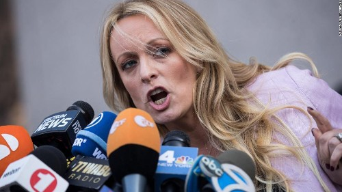 Prosecutors cancel Stormy Daniels interview, attorney says