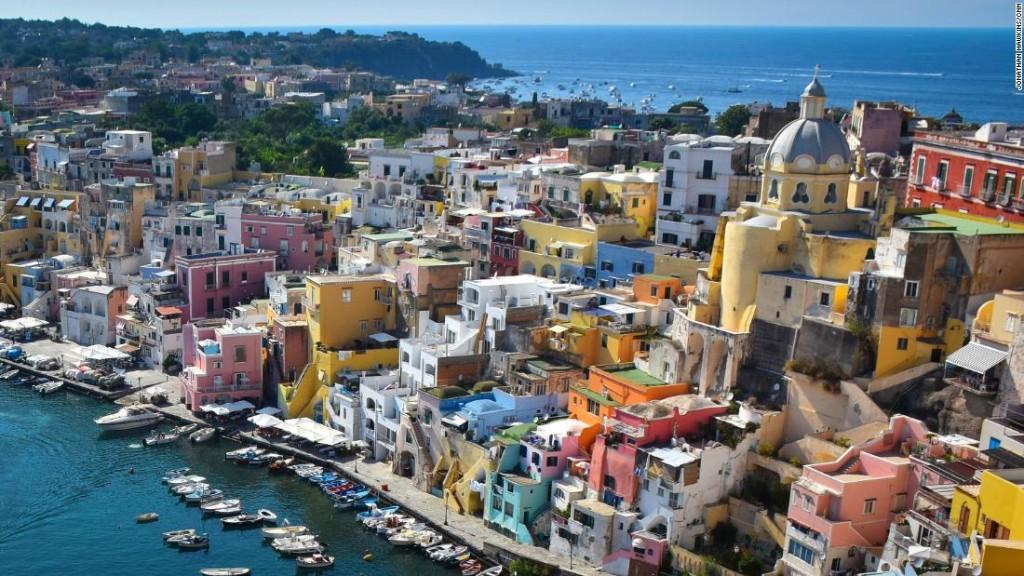 An electric revolution on Procida, the Italian island time forgot