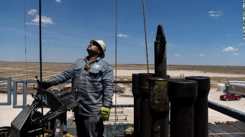 Oil companies like mine are paying for Trump's trade war with China. It's about to get worse