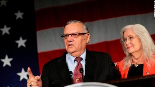 Joe Arpaio announces bid for sheriff reelection two years after Trump pardon