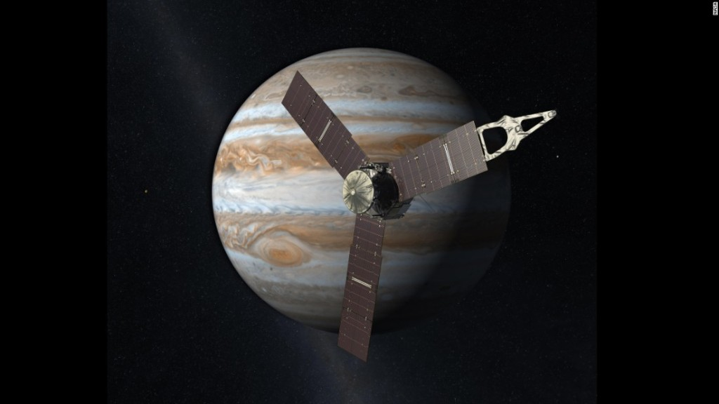 How Jupiter saves Earth from destruction