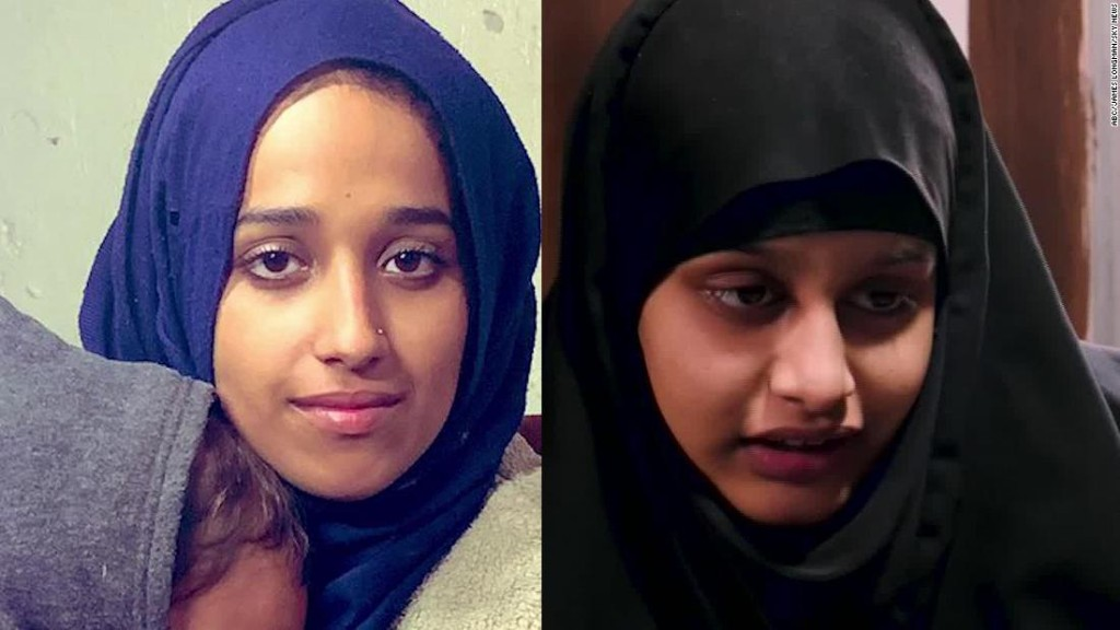 Schoolgirl who traveled to Syria to join ISIS should be allowed to return to UK, judges rule
