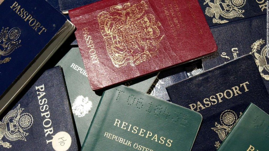 The world's most powerful passports in the age of coronavirus