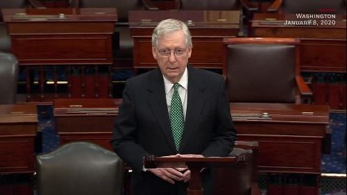 McConnell just ate Pelosi and Schumer's lunch
