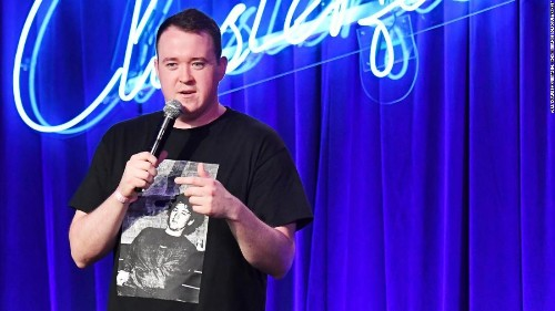 'SNL' fires new hire Shane Gillis