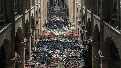 Some Chinese nationalists see justice for Summer Palace razing in Notre Dame fire
