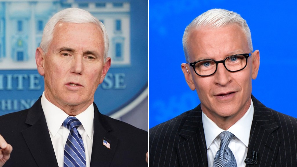 Anderson Cooper to Vice President Mike Pence: That argument is 'lipstick on a pig' - CNN Video
