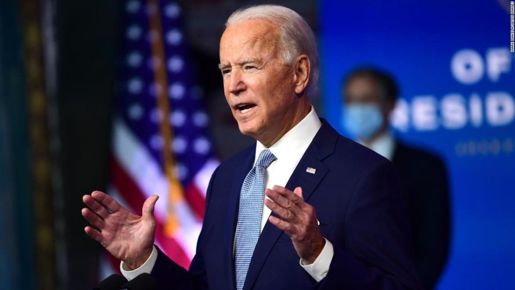 Biden to face test over access to sensitive information as he inherits Trump's secret server