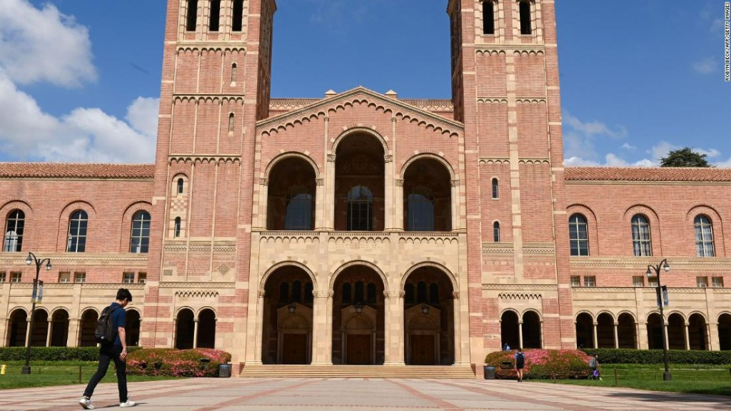 Some of California's main universities not likely to return to campus this fall