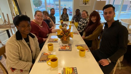 This cafe is changing lives by hiring young people who've aged out of the foster care system