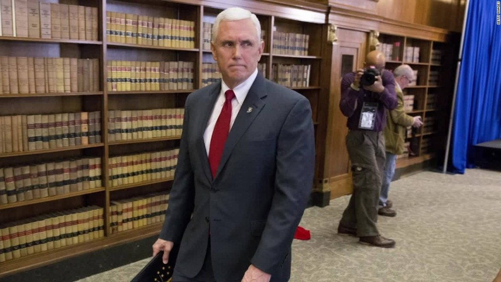 Vice President Pence - Cover