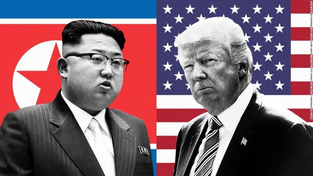 Trump's North Korea tweets renew debate over nuclear authority