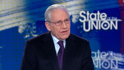 Bob Woodward's new book puts readers 'face to face with Trump'