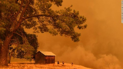 Our climate plans are in pieces as killer summer shreds records