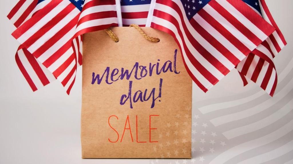 Imagen de portada de Memorial Day Sales