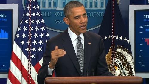Obama administration already preparing for successor