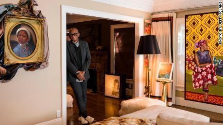 How Arthur Lewis built a dynamic collection of black art